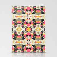 Lemonade Stand Tribal  Stationery Cards
