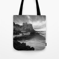 The Old Ruin Tote Bag