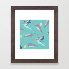 Take Flight Design Framed Art Print