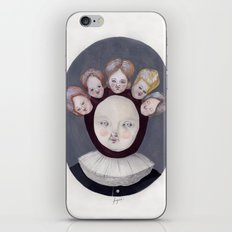 Dutch Disease iPhone & iPod Skin