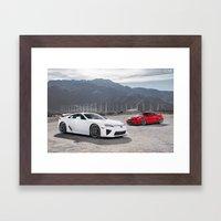 JDM Beast Framed Art Print