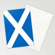 Flag of Scotland Stationery Cards