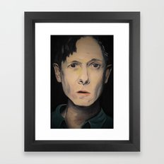 Michael Gira Framed Art Print
