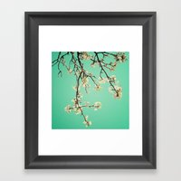 Beautiful Inspiration! Framed Art Print
