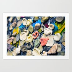 Sticky Love Art Print