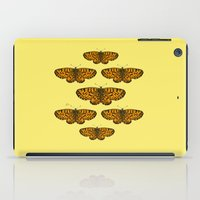 Butterfly Print iPad Case