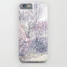 Snow in early fall(2). iPhone 6s Slim Case