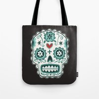 Day Of The Dead - Día D… Tote Bag