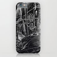 iPhone & iPod Case featuring factory of dreams by Marianna Tankelevich