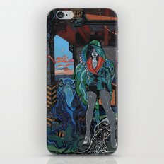 MEDUZA iPhone & iPod Skin