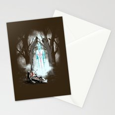 The Fallen Templar Stationery Cards