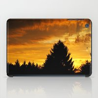 Sonnenaufgang iPad Case