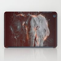 DARK ELEPHANT iPad Case