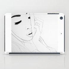 I used to know(illustration) iPad Case