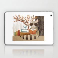 The Bookish Forest: Raccoon Laptop & iPad Skin
