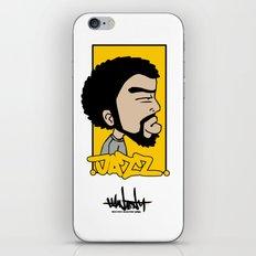 Hain Teny Jazz iPhone & iPod Skin