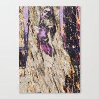 Bassaride Canvas Print