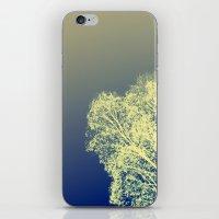 Moon Light iPhone & iPod Skin