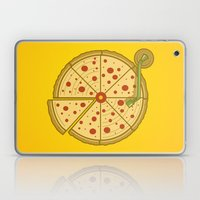 Pizza Vinyl Laptop & iPad Skin