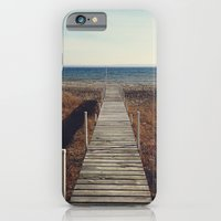 iPhone & iPod Case featuring Suttons Bay, Michigan by Michelle & Chris Gerard