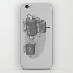 ESC iPhone & iPod Skin