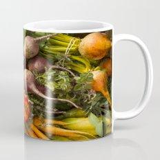 Mixed Organic Vegetables With Tomatoes Beets & Carrots Mug