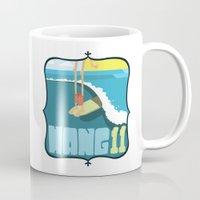 Hang 11 Mug