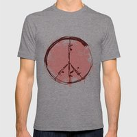 Can't Have Both Mens Fitted Tee Tri-Grey SMALL
