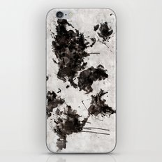 Wild World iPhone & iPod Skin