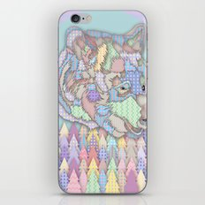 Bear Forest iPhone & iPod Skin