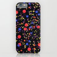 iPhone & iPod Case featuring little flowers by guidtati