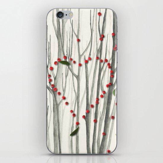 Valentine Heart iPhone & iPod Skin