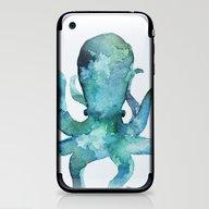 iPhone & iPod Skin featuring Earl by Okti