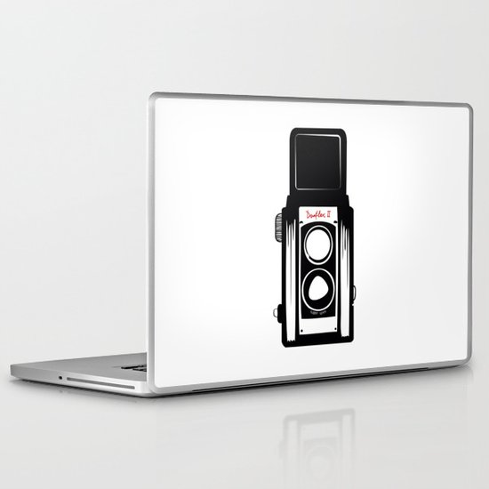 Duaflex II Laptop & iPad Skin