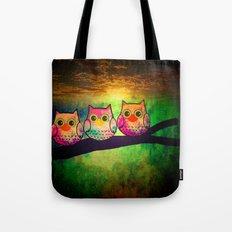 owl-875 Tote Bag