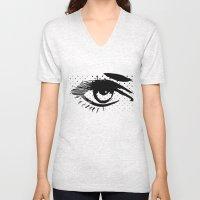 POP eye Unisex V-Neck