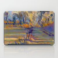 Along The Fence iPad Case