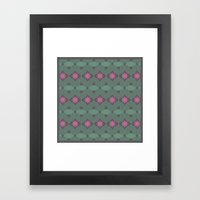Pattern_03 [CLR VER I] Framed Art Print