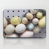 Easter treats iPad Case