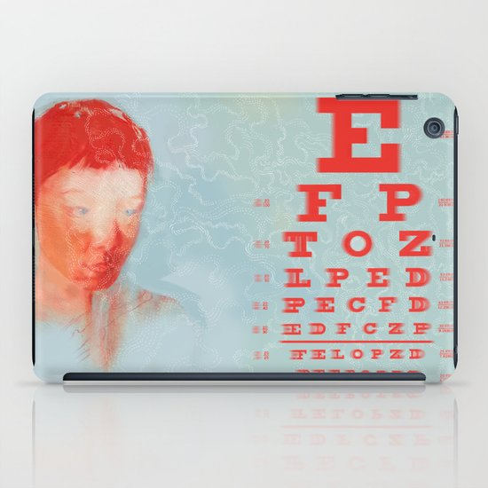 """""""The 20/20 Experience 2"""" by Justin Hopkins iPad Case"""