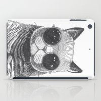 Cool Cat iPad Case