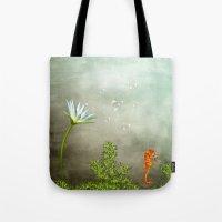 Ocean Deep II Tote Bag