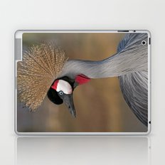 East African Crowned Crane Laptop & iPad Skin