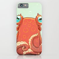 Goldie The Octopus iPhone 6 Slim Case