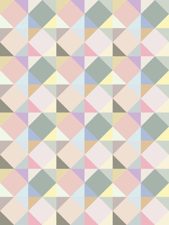 Shapes 004 Art Print