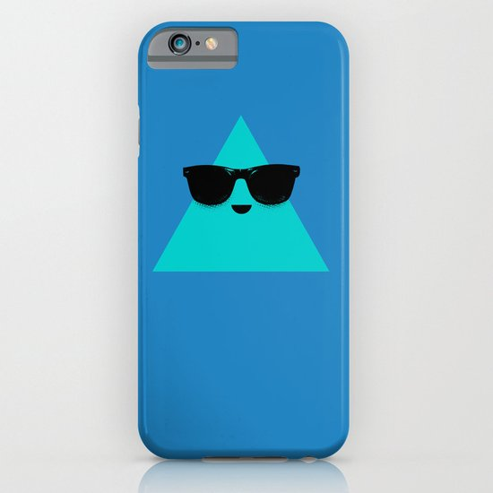 Cool Triangle iPhone & iPod Case