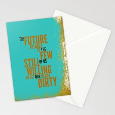The Future Belongs to You Stationery Cards