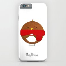 Christmas Robin! iPhone 6 Slim Case