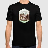 CANADA Mens Fitted Tee Black SMALL