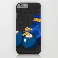 The Legend Of Zelda Bomb… iPhone 6 Slim Case